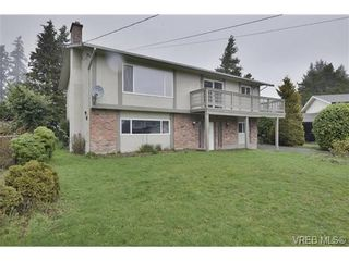 Photo 1: 3374 Joyce Pl in VICTORIA: Co Wishart South House for sale (Colwood)  : MLS®# 691958