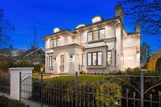 Main Photo: 6976 ADERA Street in Vancouver: South Granville House for sale (Vancouver West)  : MLS®# R2596634