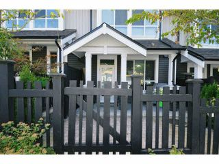 "Photo 11: 102 1480 SOUTHVIEW Street in Coquitlam: Burke Mountain Townhouse for sale in ""CEDAR CREEK NORTH"" : MLS®# V1088331"