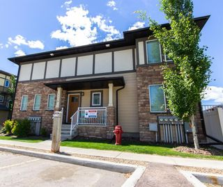 Main Photo: 1110 339 Viscount Drive: Red Deer Row/Townhouse for sale : MLS®# A1113044
