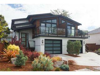 Photo 20: 252 ontario St in VICTORIA: Vi James Bay Half Duplex for sale (Victoria)  : MLS®# 736021