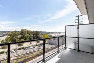 """Photo 24: 305 218 CARNARVON Street in New Westminster: Downtown NW Townhouse for sale in """"Irving Living"""" : MLS®# R2505635"""