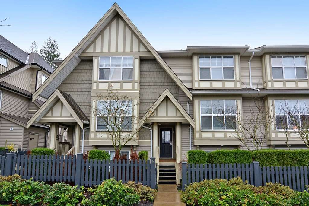"""Main Photo: 6 8089 209 Street in Langley: Willoughby Heights Townhouse for sale in """"Arborel Park"""" : MLS®# R2121733"""