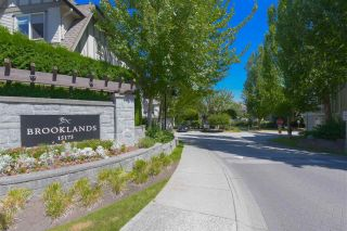 "Photo 1: 132 15175 62A Avenue in Surrey: Panorama Ridge Townhouse for sale in ""Brooklands"" : MLS®# R2487174"