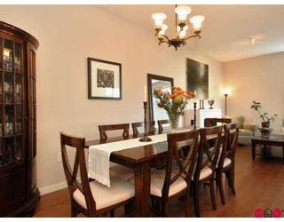 Photo 6: #49 15075 60th  Ave. in Surrey: Panorama Townhouse for sale : MLS®# F2725889