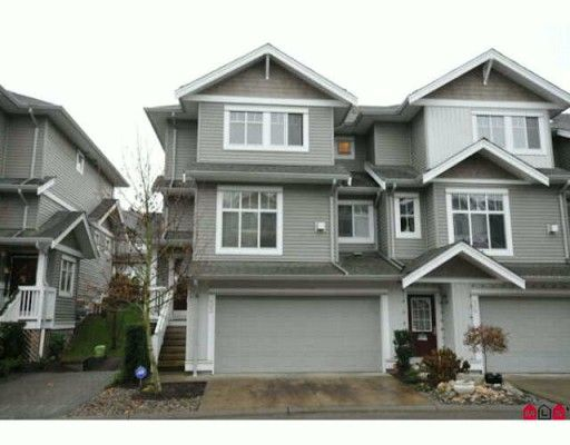 """Main Photo: 35 16760 61ST Avenue in Surrey: Cloverdale BC Townhouse for sale in """"Harvest Landing"""" (Cloverdale)  : MLS®# F2927875"""
