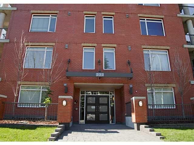 Main Photo: 207 333 22 Avenue SW in CALGARY: Mission Condo for sale (Calgary)  : MLS®# C3628832