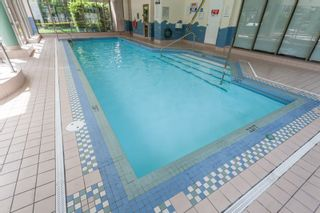 """Photo 29: 406 1190 EASTWOOD Street in Coquitlam: North Coquitlam Condo for sale in """"LAKESIDE TERRACE"""" : MLS®# R2491476"""
