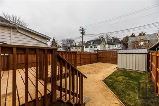Photo 19: 636 Burnell Street in Winnipeg: West End Residential for sale (5C)  : MLS®# 1828911