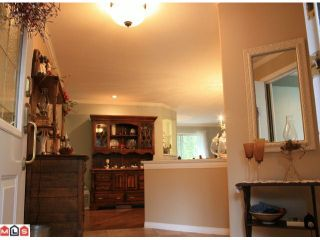 """Photo 2: 64 4001 OLD CLAYBURN Road in Abbotsford: Abbotsford East Townhouse for sale in """"Cedar Springs"""" : MLS®# F1009565"""