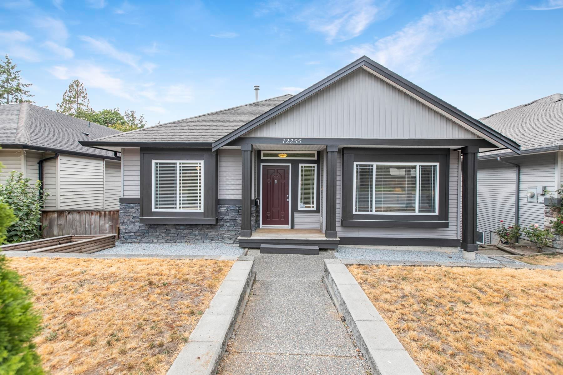 Main Photo: 12255 232 Street in Maple Ridge: East Central House for sale : MLS®# R2609033