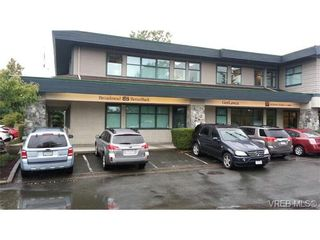 Photo 5: 107 4430 Chatterton Way in VICTORIA: SE Broadmead Office for sale (Saanich East)  : MLS®# 694324