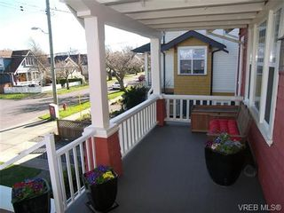Photo 2: 1 80 Moss St in VICTORIA: Vi Fairfield West Row/Townhouse for sale (Victoria)  : MLS®# 693713