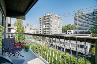 """Photo 18: 410 1655 NELSON Street in Vancouver: West End VW Condo for sale in """"Hampstead Manor"""" (Vancouver West)  : MLS®# R2513219"""