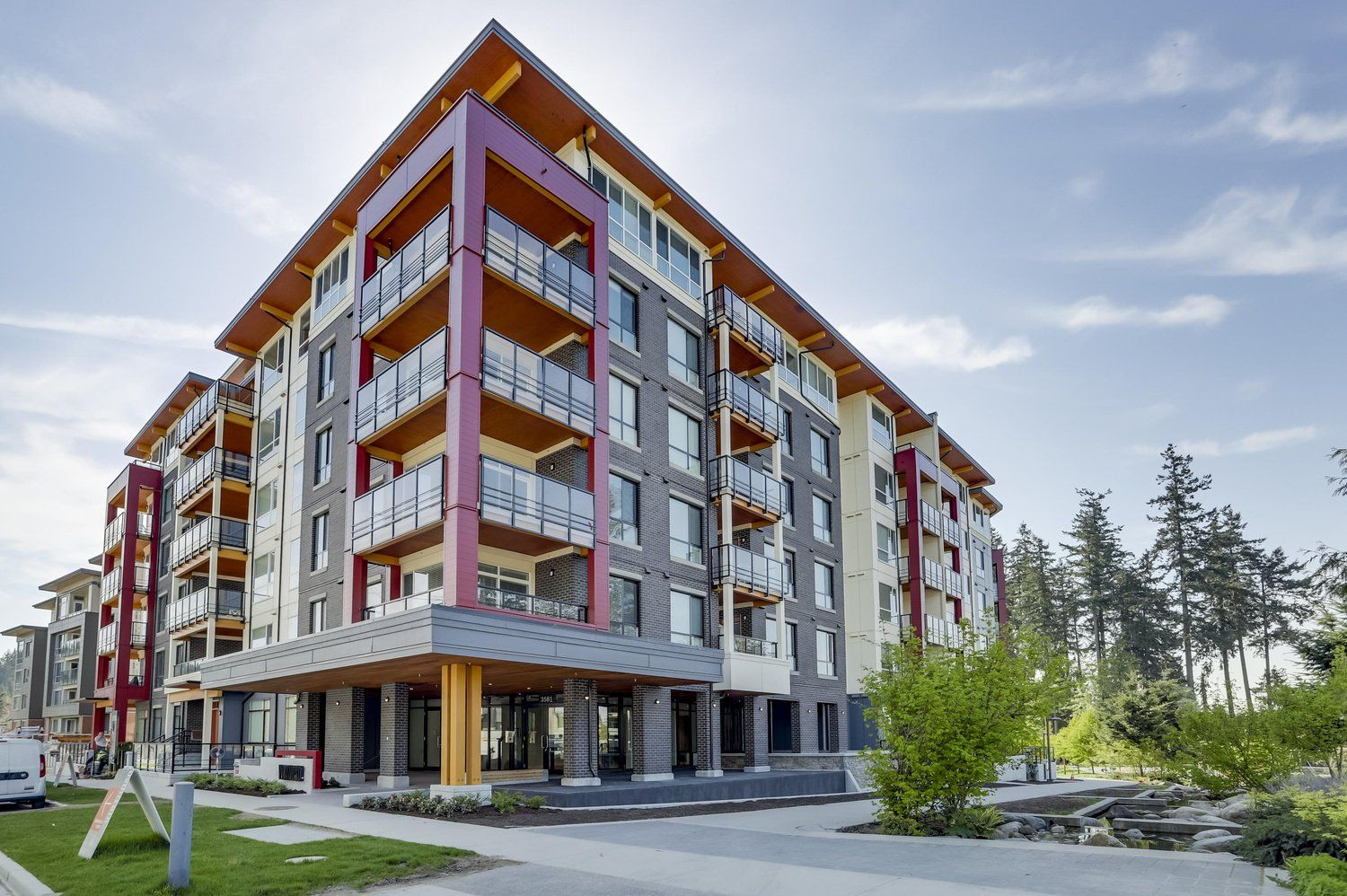 Main Photo: 3581 Ross Drive in Vancouver: University VW Condo for rent (Vancouver West)  : MLS®# AR115