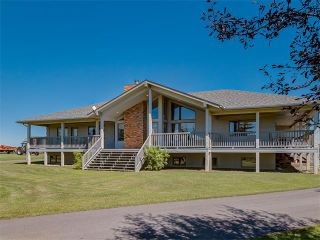 Photo 4: 354132 48 Street E: Rural Foothills M.D. House for sale : MLS®# C4096683