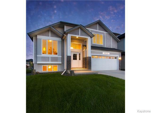 Main Photo: 46 Bluemeadow Road in Winnipeg: Single Family Detached for sale (Bridgewater Forest)  : MLS®# 1522305