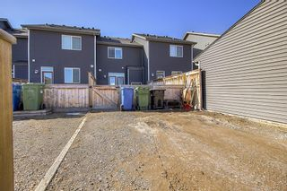 Photo 36: 100 Legacy Main Street SE in Calgary: Legacy Row/Townhouse for sale : MLS®# A1095155