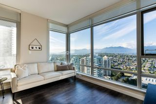 """Photo 2: 2703 4485 SKYLINE Drive in Burnaby: Brentwood Park Condo for sale in """"SOLO DISTRICT 2 - ALTUS"""" (Burnaby North)  : MLS®# R2617885"""