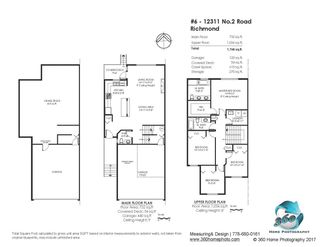 """Photo 20: 6 12311 NO 2 Road in Richmond: Steveston South Townhouse for sale in """"Fairwind"""" : MLS®# R2135138"""