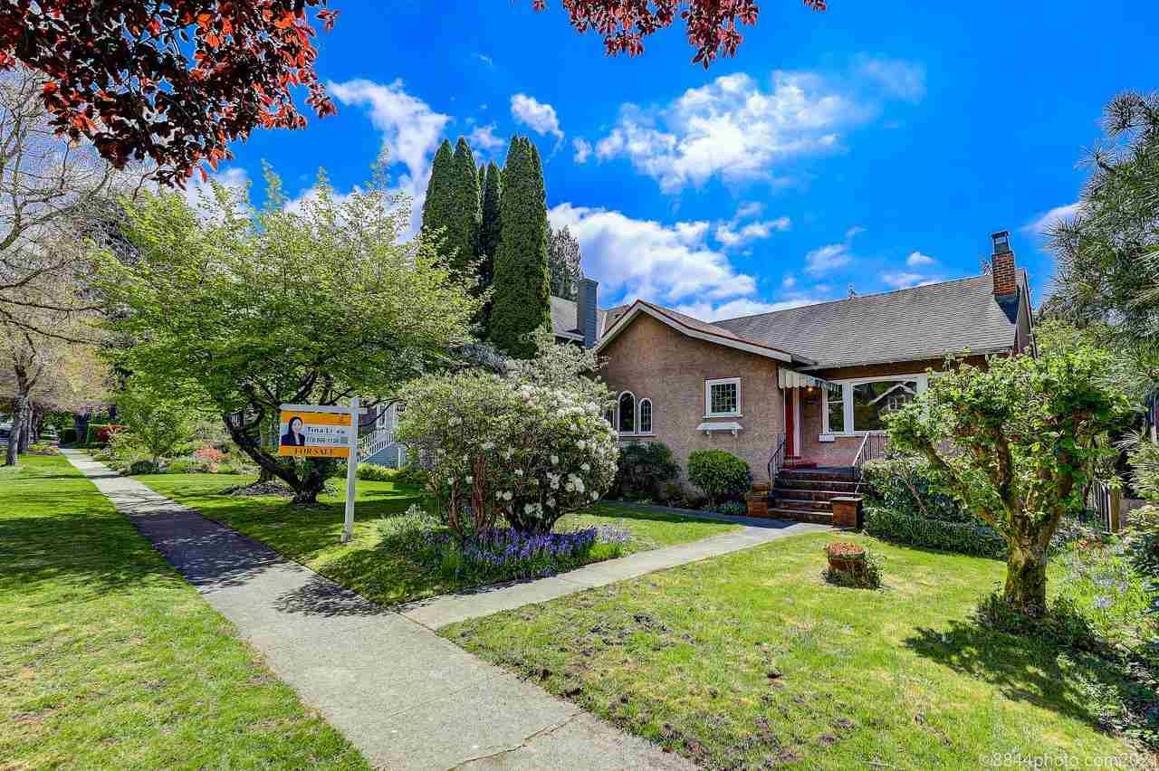Main Photo: 3842 W 30TH Avenue in Vancouver: Dunbar House for sale (Vancouver West)  : MLS®# R2574980