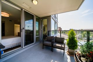 """Photo 37: 301 210 SALTER Street in New Westminster: Queensborough Condo for sale in """"THE PENINSULA"""" : MLS®# R2621109"""