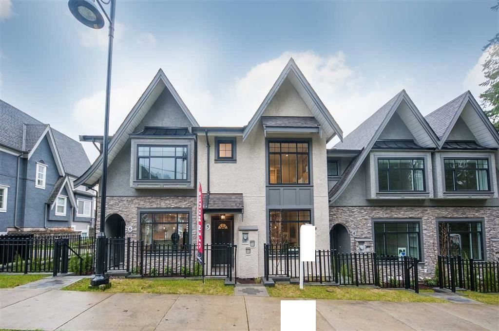 "Main Photo: 3 3406 ROXTON Avenue in Coquitlam: Burke Mountain Condo for sale in ""ROXTON ROW"" : MLS®# R2543114"