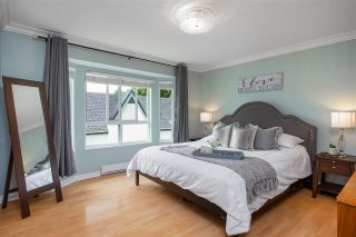 Photo 11: 8 849 TOBRUCK AVENUE in North Vancouver: Mosquito Creek Townhouse for sale : MLS®# R2396828