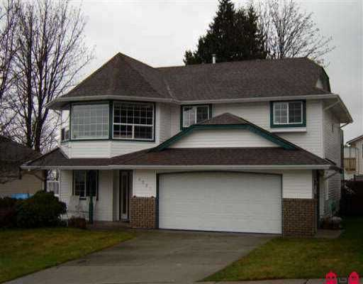 """Main Photo: 8392 CASSELMAN CR in Mission: Mission BC House for sale in """"Cherry Hill Estates"""" : MLS®# F2600216"""