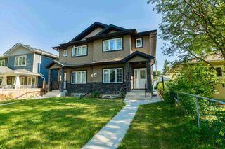 Photo 2: 7706 79 Avenue in Edmonton: Zone 17 House Half Duplex for sale : MLS®# E4252889