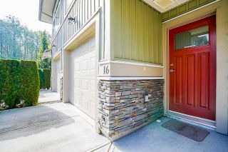 Photo 7: 16 20967 76 Avenue in Langley: Willoughby Heights Townhouse for sale : MLS®# R2507748