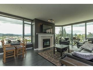 """Photo 5: 803 32330 S FRASER Way in Abbotsford: Abbotsford West Condo for sale in """"Town Centre Tower"""" : MLS®# R2163244"""