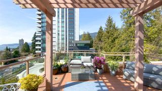 "Photo 3: 506 2271 BELLEVUE Avenue in West Vancouver: Dundarave Condo for sale in ""The Rosemont on Bellevue"" : MLS®# R2562061"