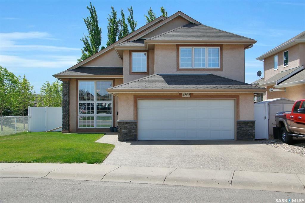 Main Photo: 4803 Taylor Crescent in Regina: Lakeridge RG Residential for sale : MLS®# SK857297
