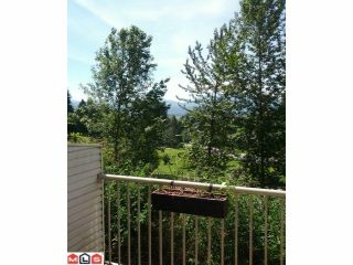 Photo 2: 16 35287 OLD YALE Road in Abbotsford: Abbotsford East Townhouse for sale : MLS®# F1200247
