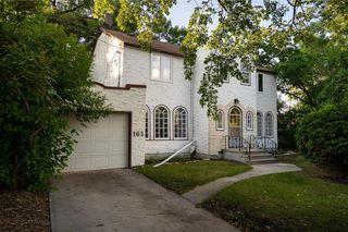 Photo 2: 163 Kingston Row in Winnipeg: House for sale : MLS®# 202118862