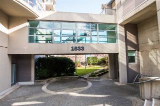 """Photo 4: 501 1633 W 8TH Avenue in Vancouver: Fairview VW Condo for sale in """"FIRCREST"""" (Vancouver West)  : MLS®# R2565824"""