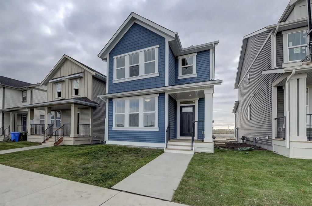 Main Photo: 155 Copperleaf Way SE in Calgary: Copperfield Detached for sale : MLS®# A1040576