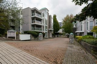 """Photo 22: 408 8430 JELLICOE Street in Vancouver: South Marine Condo for sale in """"Boardwalk"""" (Vancouver East)  : MLS®# R2620005"""