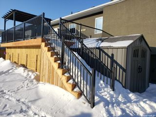 Photo 38: 129 Olauson Crescent in Vanscoy: Residential for sale : MLS®# SK840706