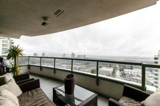 """Photo 14: 1803 6611 SOUTHOAKS Crescent in Burnaby: Highgate Condo for sale in """"GEMINI"""" (Burnaby South)  : MLS®# R2048456"""