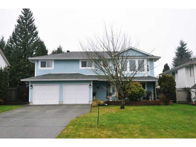 Main Photo: 12265 230th in Maple Ridge: House for sale : MLS®# V104054