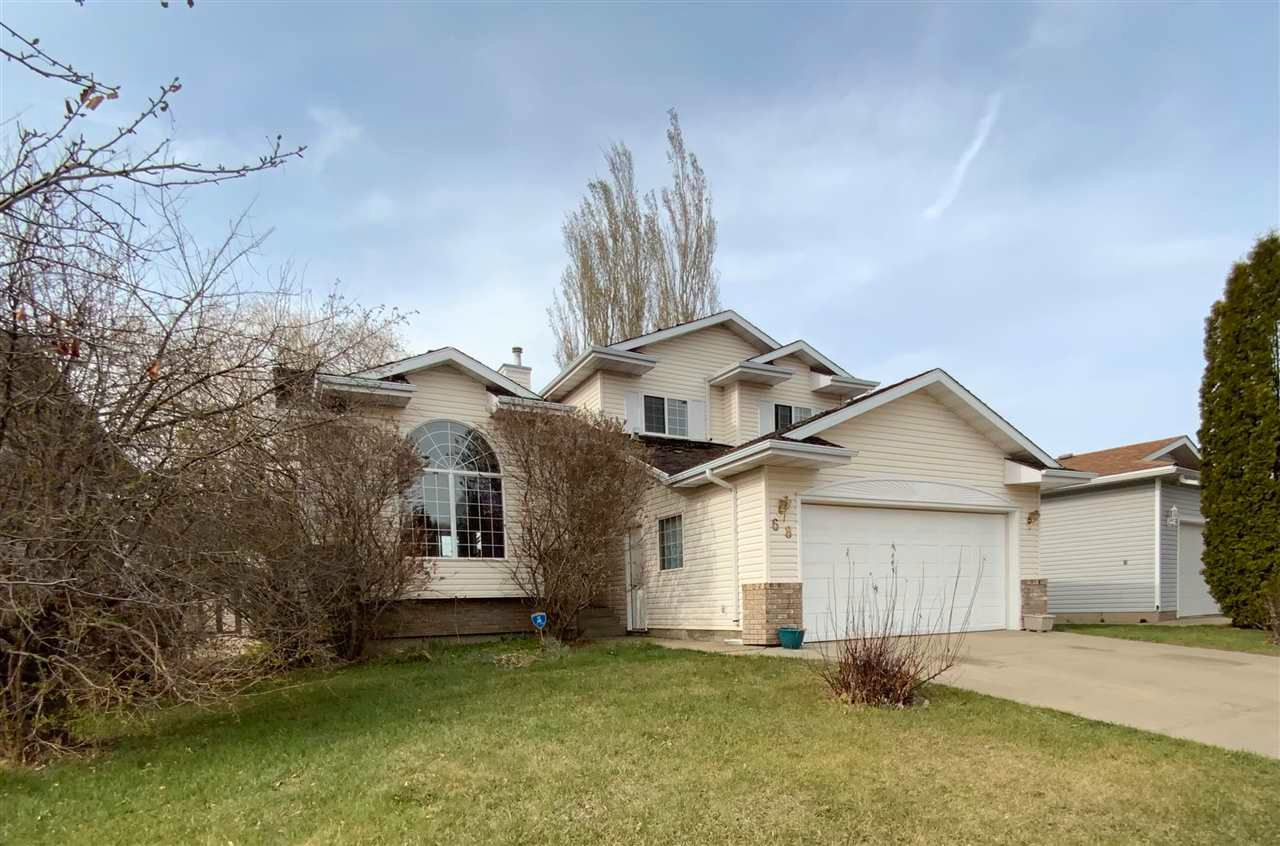 Main Photo: 68 Lunnon Drive: Gibbons House for sale : MLS®# E4242714