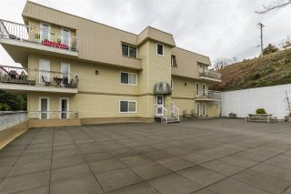 """Photo 3: 336 7436 STAVE LAKE Street in Mission: Mission BC Condo for sale in """"GLENKIRK COURT"""" : MLS®# R2148793"""