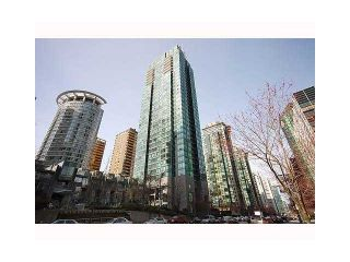 Photo 2: #2108-1288 W Georgia Street in Vancouver West: West End VW Condo for sale : MLS®# V1006871
