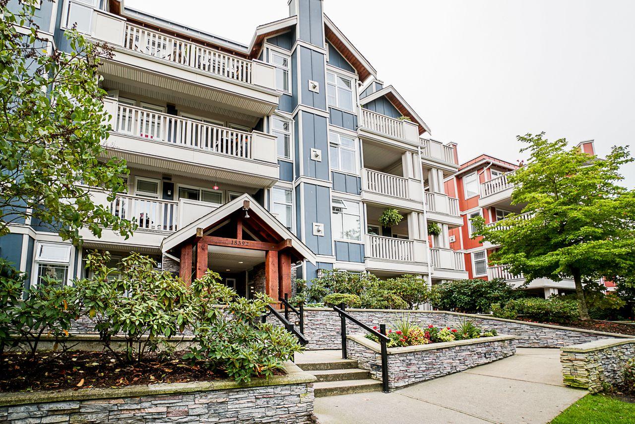 """Main Photo: 102 15392 16A Avenue in Surrey: King George Corridor Condo for sale in """"Ocean Bay Villas"""" (South Surrey White Rock)  : MLS®# R2504379"""