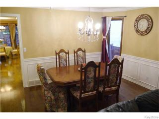 Photo 5: 11 Denman Crescent in Winnipeg: Fort Richmond Residential for sale (1S)  : MLS®# 1618572