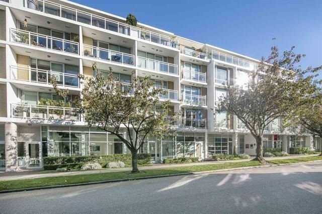 """Photo 6: Photos: 211 1635 W 3RD Avenue in Vancouver: False Creek Condo for sale in """"THE LUMEN"""" (Vancouver West)  : MLS®# R2230902"""
