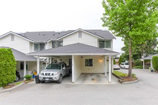"""Photo 2: 20 22411 124 Avenue in Maple Ridge: East Central Townhouse for sale in """"CREEKSIDE VILLAGE"""" : MLS®# R2177898"""