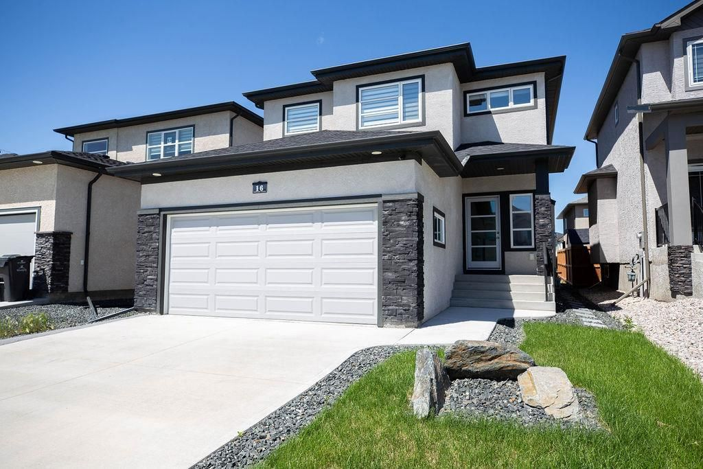 Main Photo: 16 Tennant Gate in Winnipeg: Amber Gates Residential for sale (4F)  : MLS®# 202016691